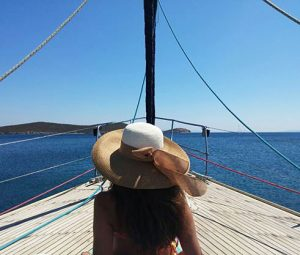 Daily sail cruise to Delos and Rhenia islands